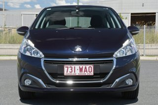 2015 Peugeot 208 MY16 Active Purple 6 Speed Automatic Hatchback