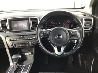 2018 Kia Sportage QL MY18 Si 2WD Silver 6 Speed Sports Automatic Wagon