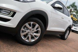 2020 Hyundai Tucson TL4 MY20 Active (2WD) White 6 Speed Automatic Wagon.