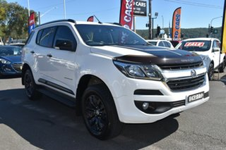 2018 Holden Trailblazer RG MY19 Z71 White 6 Speed Sports Automatic Wagon.