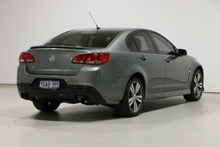2015 Holden Commodore VF MY15 SV6 Grey 6 Speed Automatic Sedan