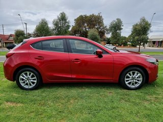 2016 Mazda 3 BM5478 Maxx SKYACTIV-Drive Soul Red 6 Speed Sports Automatic Hatchback.