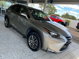 2014 Lexus NX NX300h - Luxury Gold Constant Variable Wagon