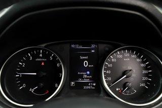 2018 Nissan Qashqai J11 Series 2 ST X-tronic Black 1 Speed Constant Variable Wagon