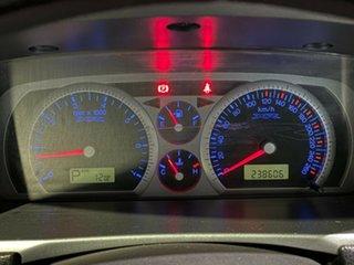 2005 Ford Falcon BF XR6 Turbo Green 6 Speed Sports Automatic Sedan