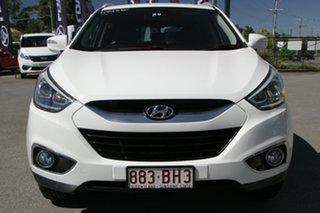 2014 Hyundai ix35 LM3 MY14 SE Polar White 6 Speed Manual Wagon