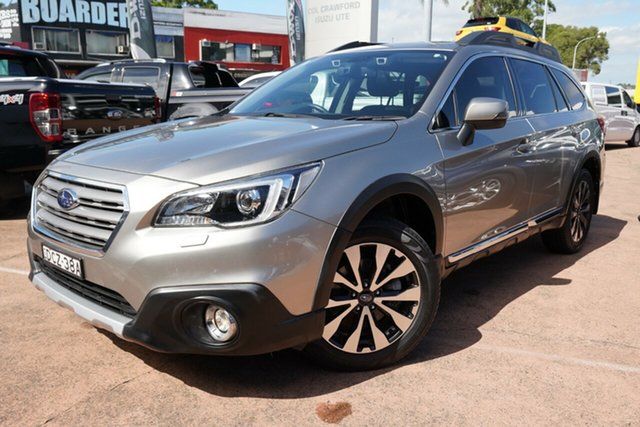 Used Subaru Outback MY16 3.6R AWD Brookvale, 2016 Subaru Outback MY16 3.6R AWD Beige Continuous Variable Wagon