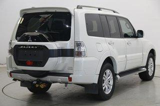 2018 Mitsubishi Pajero NX MY18 Exceed White 5 Speed Sports Automatic Wagon