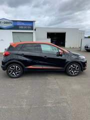 2015 Renault Captur J87 Dynamique EDC Black 6 Speed Sports Automatic Dual Clutch Hatchback