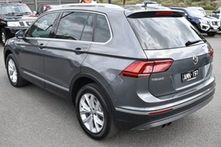 2017 Volkswagen Tiguan 5N MY17 140TDI DSG 4MOTION Highline Grey 7 Speed Sports Automatic Dual Clutch