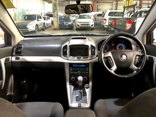 2013 Holden Captiva CG Series II MY12 7 SX White 6 Speed Sports Automatic Wagon