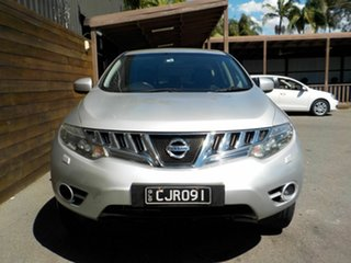 2010 Nissan Murano Z51 Series 2 MY10 ST Silver 6 Speed Constant Variable Wagon