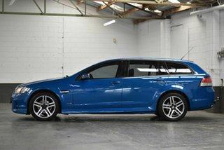 2012 Holden Commodore VE II MY12 SV6 Sportwagon Blue 6 Speed Sports Automatic Wagon