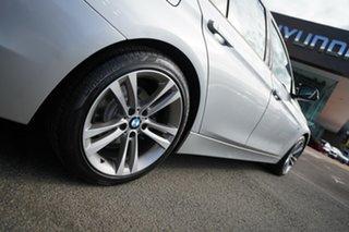 2014 BMW 328i F30 MY14 Upgrade Sport Line Glacier Silver 8 Speed Automatic Sedan
