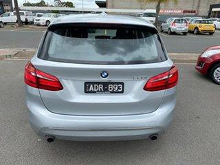 2015 BMW 2 Series F45 220i Luxury Line Silver Automatic Hatchback