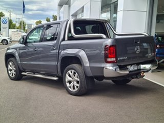 2018 Volkswagen Amarok ULIMATE Grey Automatic DC/CHASSIS.