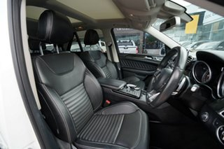 2015 Mercedes-Benz GLE350D 166 White 9 Speed Automatic Wagon