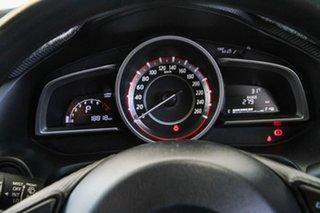 2016 Mazda 3 BN MY17 Neo White 6 Speed Automatic Sedan