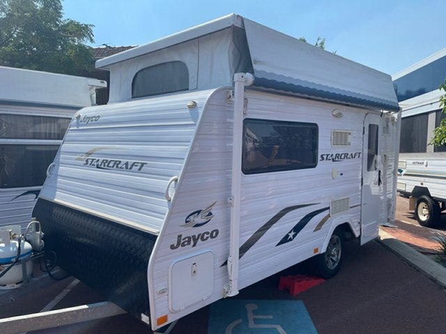 Used Jayco Starcraft St James, 2013 Jayco Starcraft Caravan