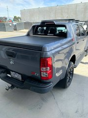 2016 HOLDEN DC Colorado RG MY17 Z71 DUAL CAB Grey 6 Speed Semi Auto Utility