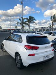 2017 Hyundai i30 PD Active White 6 Speed Manual Hatchback