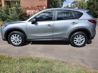 2014 Mazda CX-5 KE Series Maxx Sport Silver Sports Automatic Wagon.