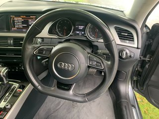 2013 Audi A5 8T MY13 S Tronic Quattro Silver 7 Speed Sports Automatic Dual Clutch Coupe