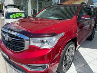 2019 Holden Acadia AC MY19 LTZ-V AWD Red 9 Speed Sports Automatic Wagon