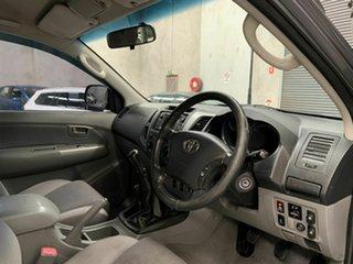 2011 Toyota Hilux KUN26R MY12 SR5 Double Cab Grey 5 Speed Manual Utility