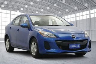 2013 Mazda 3 BM5276 Neo SKYACTIV-MT Blue 6 Speed Manual Sedan.