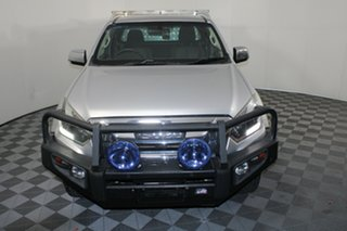 2018 Isuzu D-MAX MY17 LS-U Space Cab Titanium Silver 6 Speed Manual Utility.