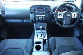 2012 Nissan Navara D40 S6 MY12 ST 5 Speed Sports Automatic Utility.