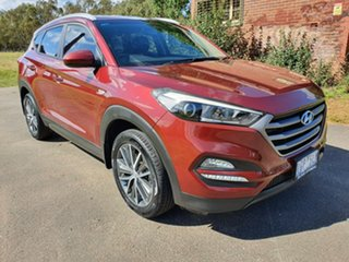 2015 Hyundai Tucson TL Active X Red Sports Automatic Wagon.