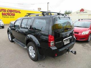 2005 Nissan Pathfinder R51 ST-L (4x4) Black 5 Speed Automatic Wagon