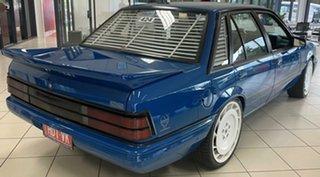 1985 Holden Commodore VK SL Blue 3 Speed Automatic Sedan.