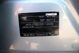 2013 Mazda 6 GJ1021 Atenza SKYACTIV-Drive Grey 6 Speed Automatic Sedan