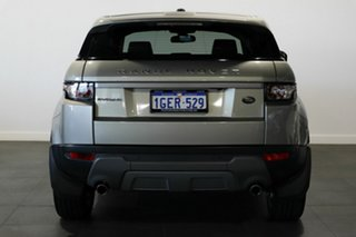 2011 Land Rover Range Rover Evoque L538 MY12 SD4 CommandShift Pure Gold 6 Speed Sports Automatic