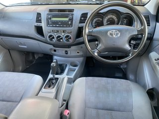 2008 Toyota Hilux KUN26R MY08 SR Gold 4 Speed Automatic Utility