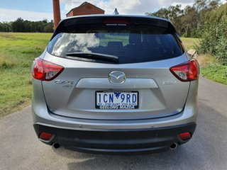 2014 Mazda CX-5 KE Series Maxx Sport Silver Sports Automatic Wagon