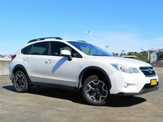 2012 Subaru XV G4X MY12 2.0i Lineartronic AWD White 6 Speed Constant Variable Wagon.