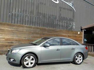 2010 Holden Cruze JG CDX Grey 6 Speed Sports Automatic Sedan