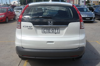 2014 Honda CR-V RM MY15 VTi White 5 Speed Automatic Wagon