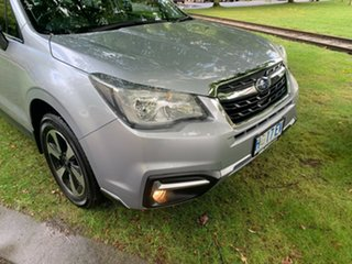 2017 Subaru Forester S4 MY17 2.0D-L CVT AWD Silver 7 Speed Constant Variable Wagon