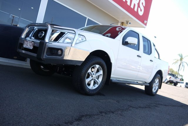 Used Nissan Navara D40 S6 MY12 ST Bundaberg, 2012 Nissan Navara D40 S6 MY12 ST 5 Speed Sports Automatic Utility