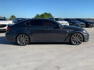 2010 Lexus IS USE20R MY10 IS F Grey 8 Speed Sports Automatic Sedan