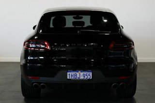 2014 Porsche Macan 95B MY15 S PDK AWD Diesel Black 7 Speed Sports Automatic Dual Clutch Wagon