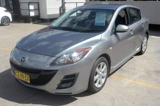 2009 Mazda 3 BL10F1 Maxx Activematic Sport Silver 5 Speed Sports Automatic Hatchback