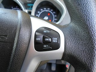 2015 Ford Ecosport BK Trend PwrShift Yellow 6 Speed Sports Automatic Dual Clutch Wagon