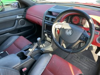 2007 Holden Commodore VE MY08 SS-V Red 6 Speed Manual Sedan
