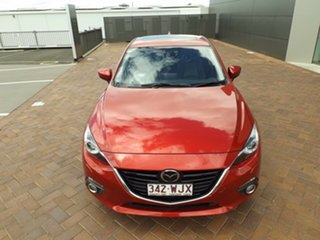 2016 Mazda 3 BN5436 SP25 SKYACTIV-MT Astina Soul Red 6 Speed Manual Hatchback